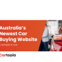 Cartopia Website Launch
